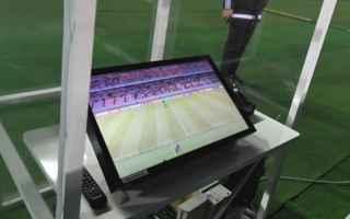 Calcio: var  arbitro  serie a