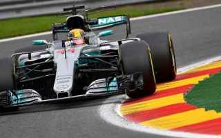 Formula 1: fia  olio  mercedes  ferrari
