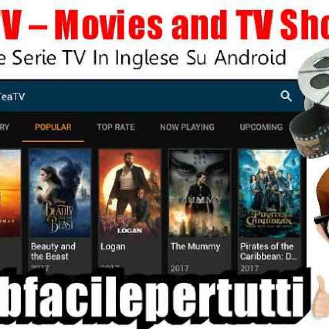 teatv  app  android  film  serie tv