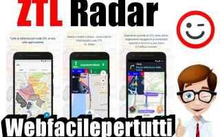App: ztl radar app