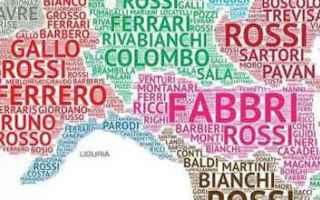 Storia: garfagnana cognomi romani