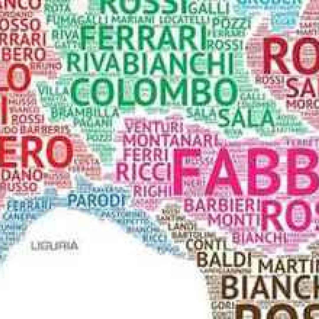garfagnana cognomi romani