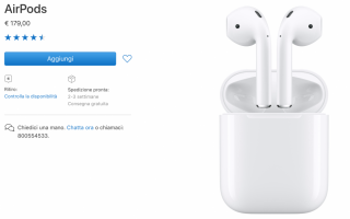 Apple: airpods  consegne  apple