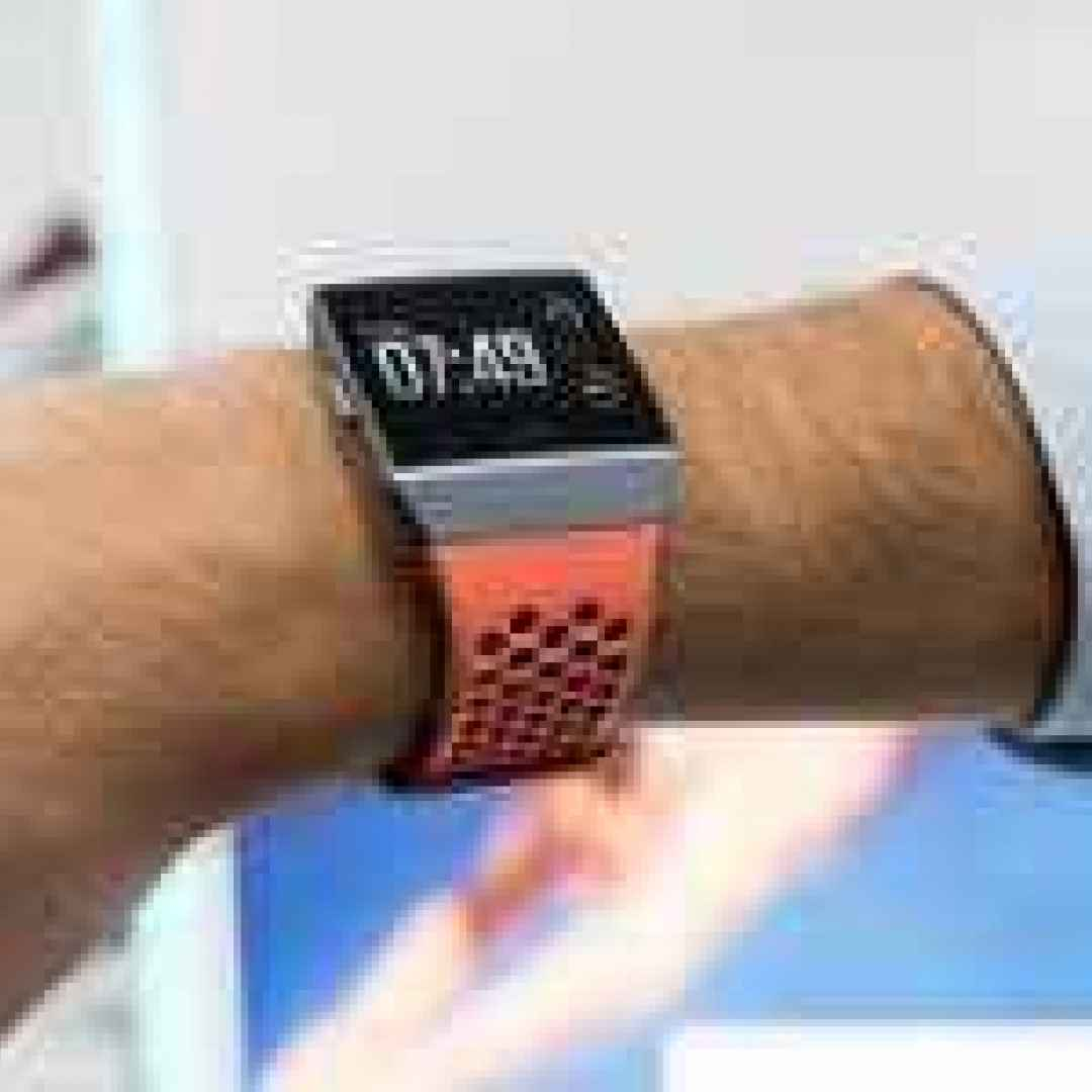 fitbit  fitbit ionic  smartwatch