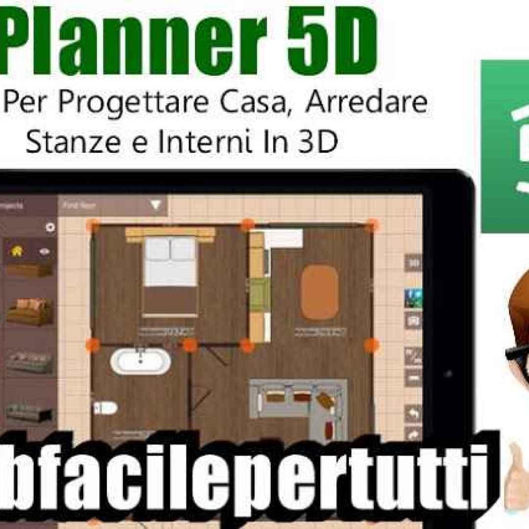 planner 5d  app  interni  arredare