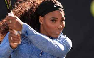 Tennis: tennis grand slam serena williams news