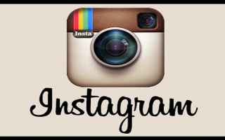 Instagram: app  instagram  storie  filtri