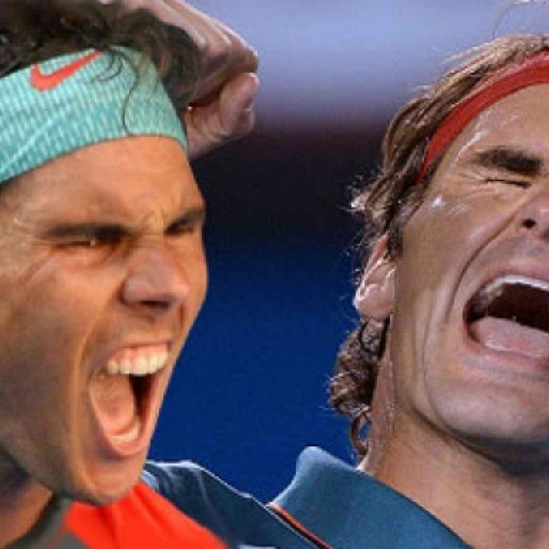 tennis grand slam federer nadal