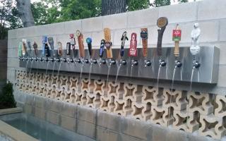 Viaggi: fontana  birra  slovenia  bassa savinja