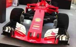 Formula 1: ferrari formula 1  lego  news  milano