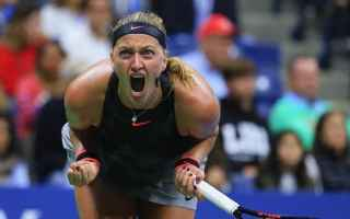 Tennis: tennis grand slam kvitova sharapova