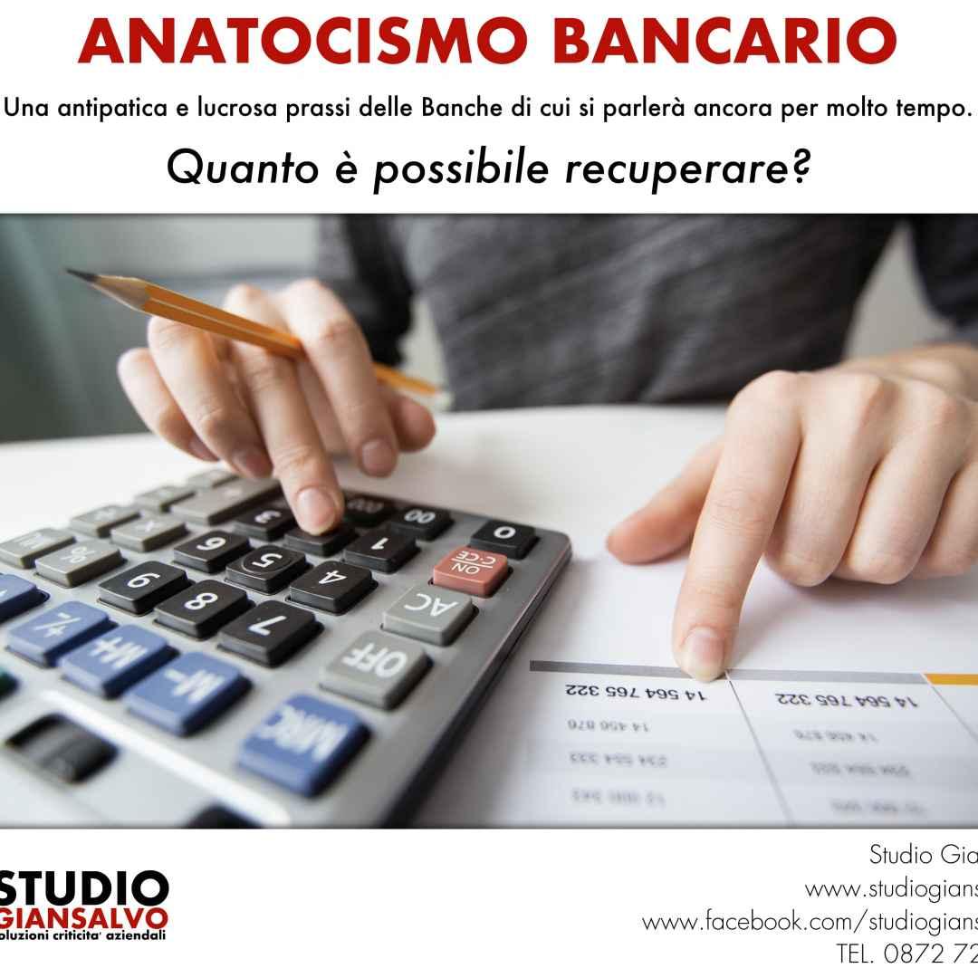 anatocismo  banche  banca  recupero  soldi