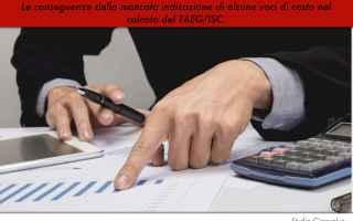 Economia: taeg costi occulti pratica scorretta