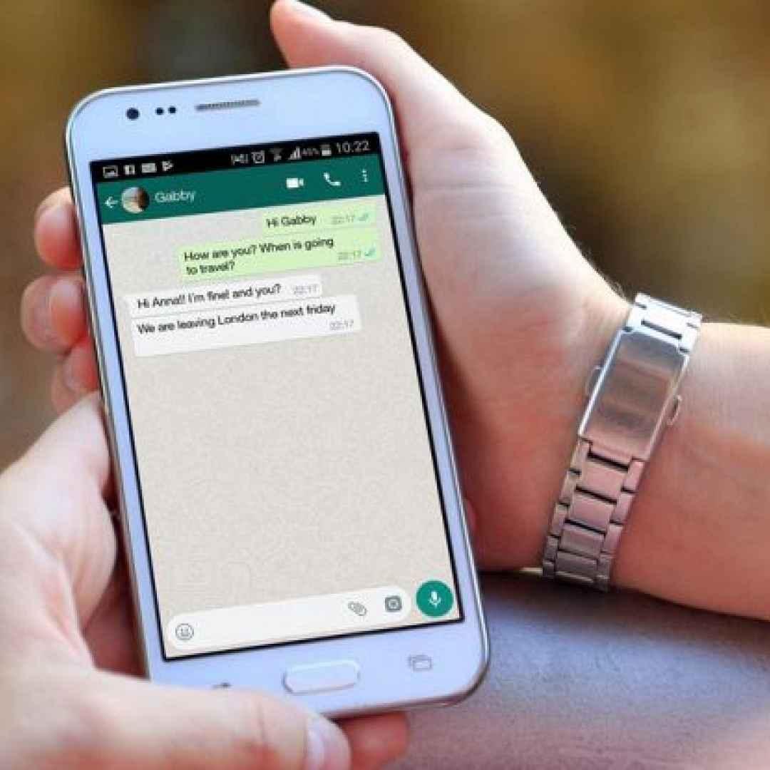 whatsapp  app  rubrica  trucchi