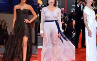 Moda: red carpet  celebrities  guests
