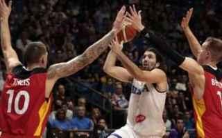 eurobasket  italia  europei  germania