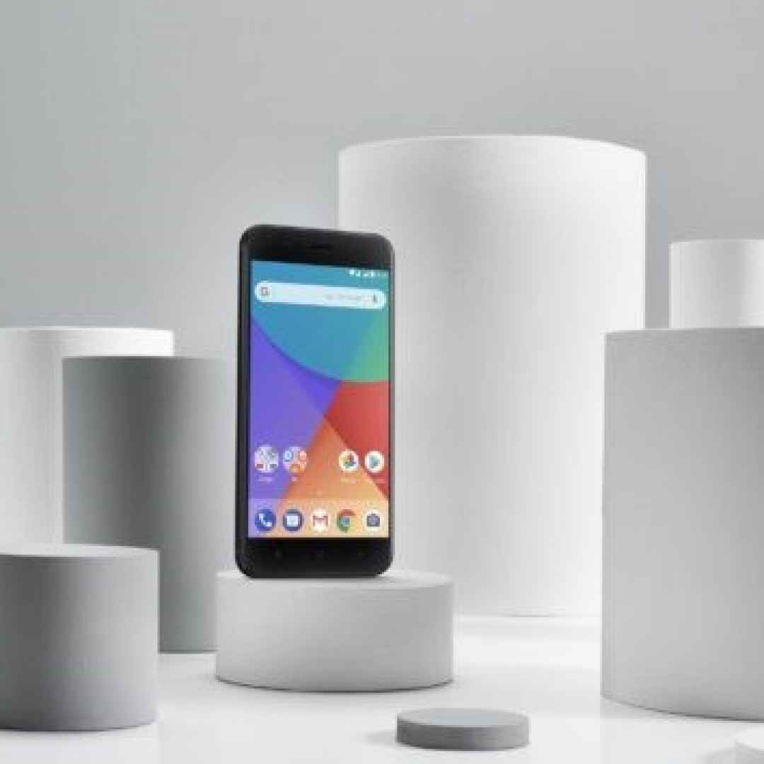 xiaomi mi a1  smartphone  android one