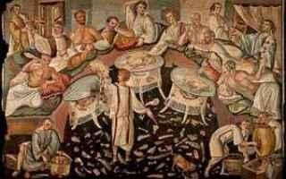 Storia: antica roma aperitivo gustatio