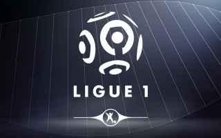 Calcio Estero: ligue 1  programma partite  5 giornata