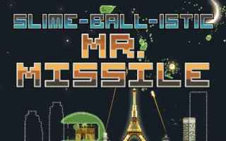 Mobile games: missile command iphone android games