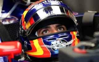Formula 1: sainz  palmer  toro rosso  renault