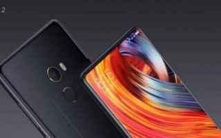 Cellulari: xiaomi mi mix 2  xiaomi  android  tech