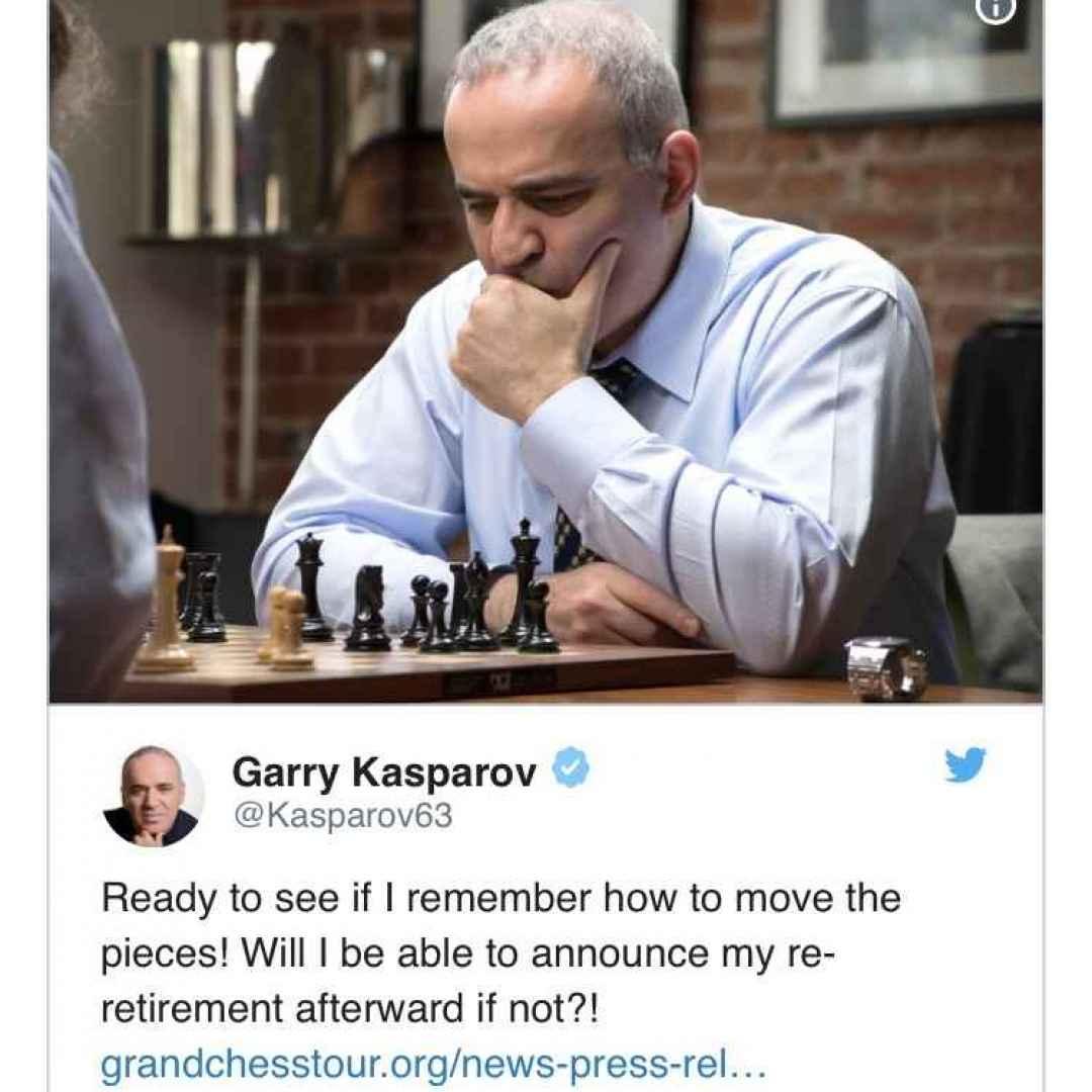 kasparov  scacchi  giochi da tavolo