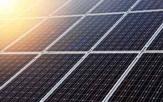 Ambiente: pannelli solari  ambiente  riscaldamento