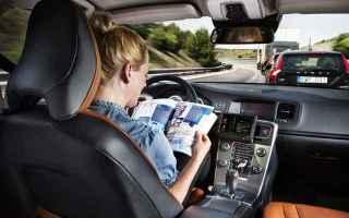 Automobili: auto  guida autonoma  livelli sae