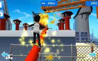 Mobile games: skate videogames android iphone