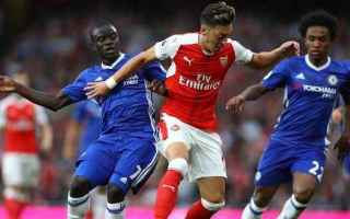 Calcio Estero: chelsea  arsenal  premier league