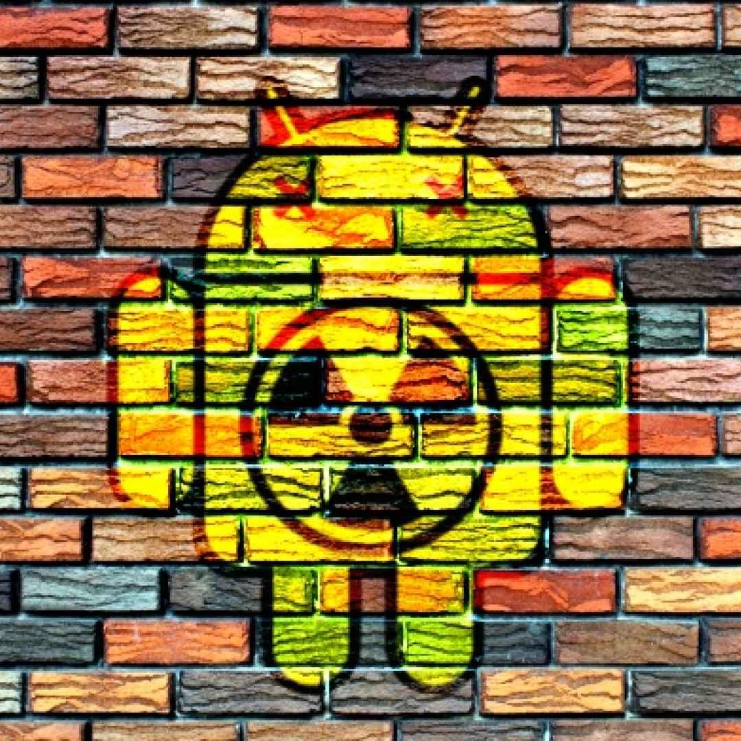 virus  android  sfondi