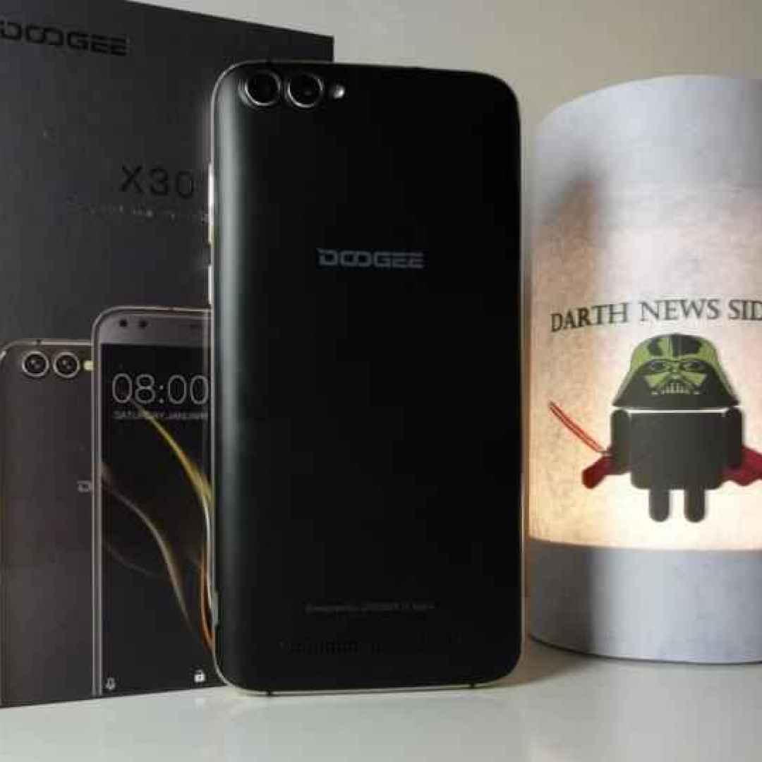doogee  doogee x30  android  tech  smart