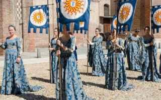 Torino: palio di asti  rievocazione storica