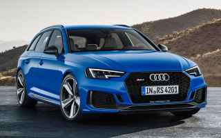 Automobili: audi  station wagon  francoforte