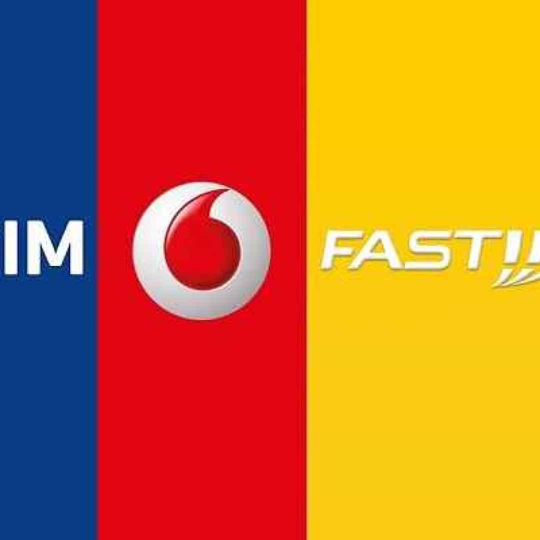 tariffe mobile  vodafone  fastweb  tim