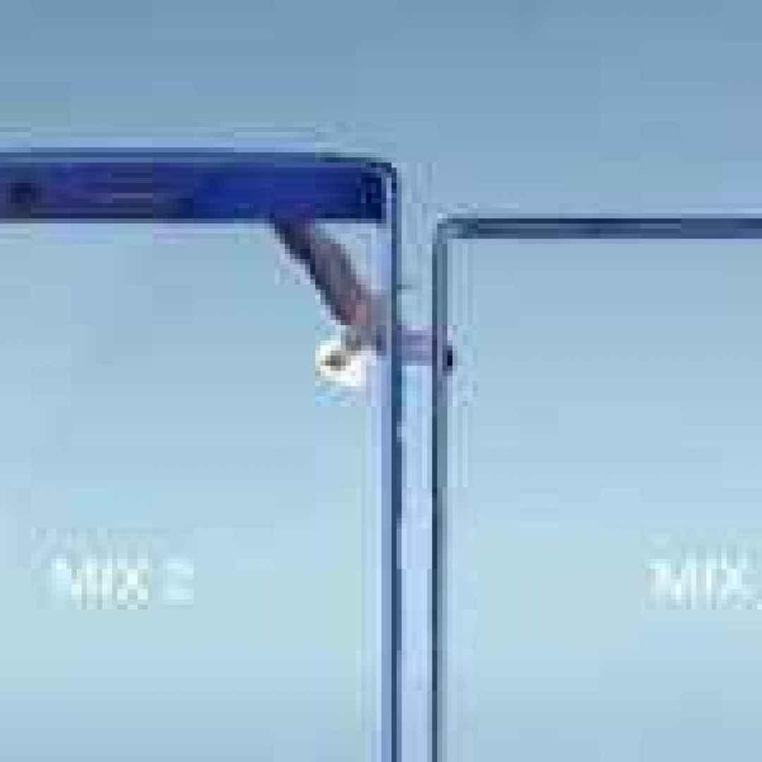 doogee  doogee mix 2  smartphone