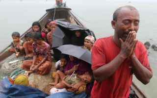 dal Mondo: birmania  rohingya  musulmani  islam
