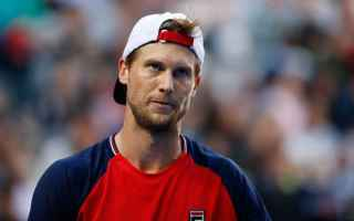 Tennis: tennis grand slam seppi giannessi