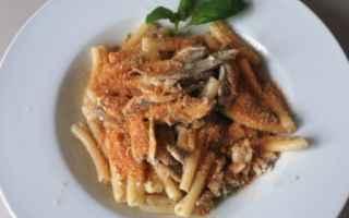 Ricette: pasta  alici