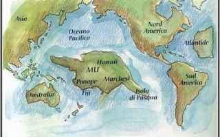 Cultura: lemuride  menhir  mito  mu