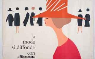 Milano: la rinascente  moda  design  mostra  chiasso