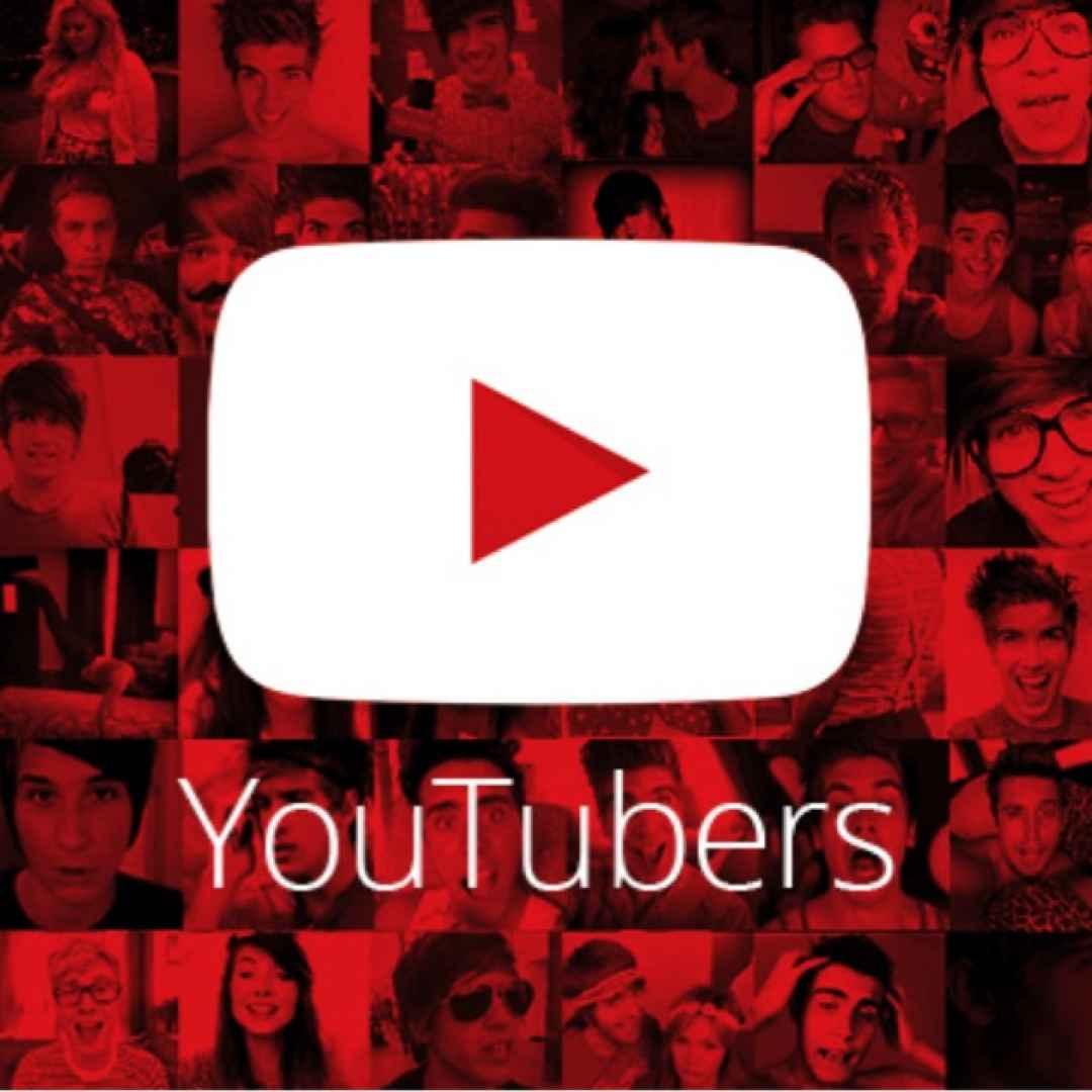 youtuber  lavoro online  youtube
