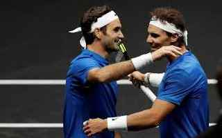 Tennis: tennis grand slam rafa roger news laver