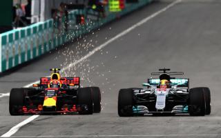Formula 1: verstappen  hamilton  vettel  ferrari
