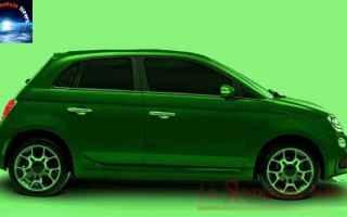 Automobili: fiat 500  fca  5 porte