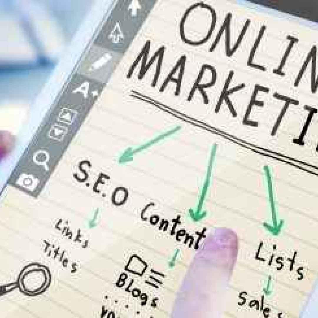 marketing  web marketing