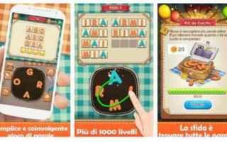 Mobile games: parola mania  giochi mobile