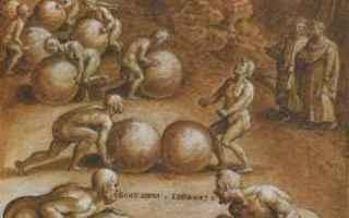 Cultura: divina commedia  lussuria social network