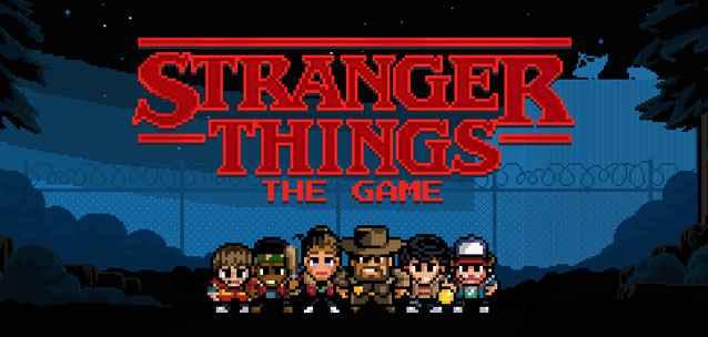stranger things polaroid game